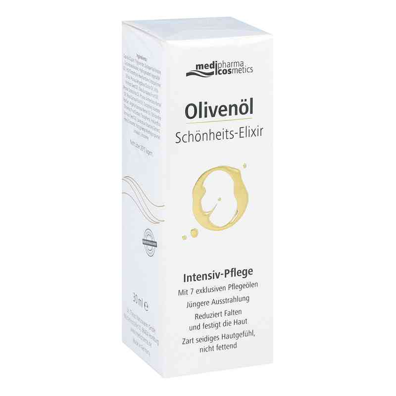 Olivenöl Eliksir upiększający żel pielęgnacyjny zamów na apo-discounter.pl