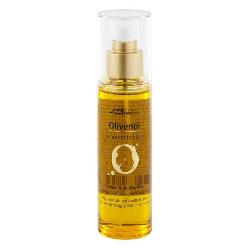 Olivenöl Schönheits-Elixir® Olejek upiększający skórę   zamów na apo-discounter.pl