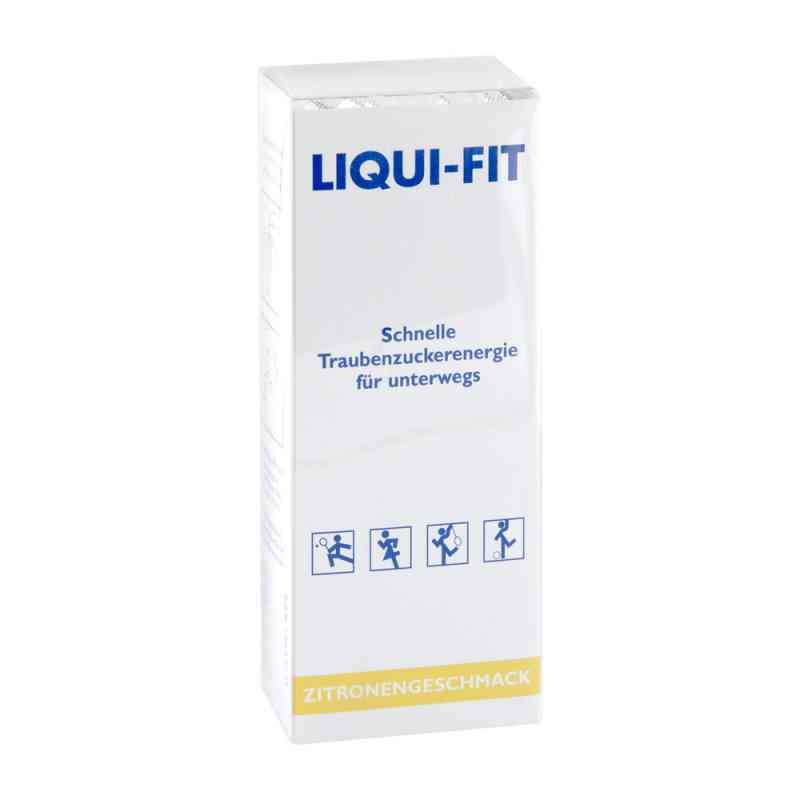 Liqui Fit Lemon flüssige Zuckerlösung Beutel  zamów na apo-discounter.pl