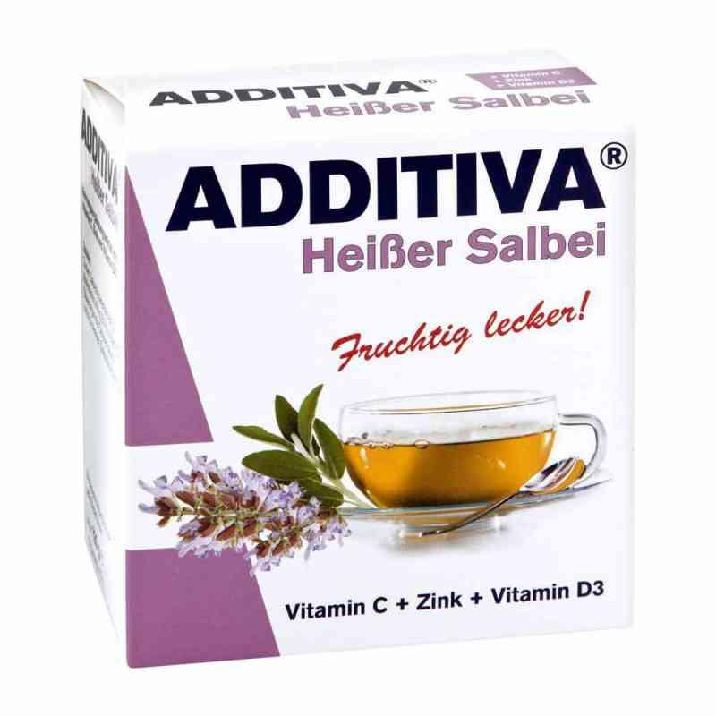 Additiva Heisser Salbei Pulver zamów na apo-discounter.pl
