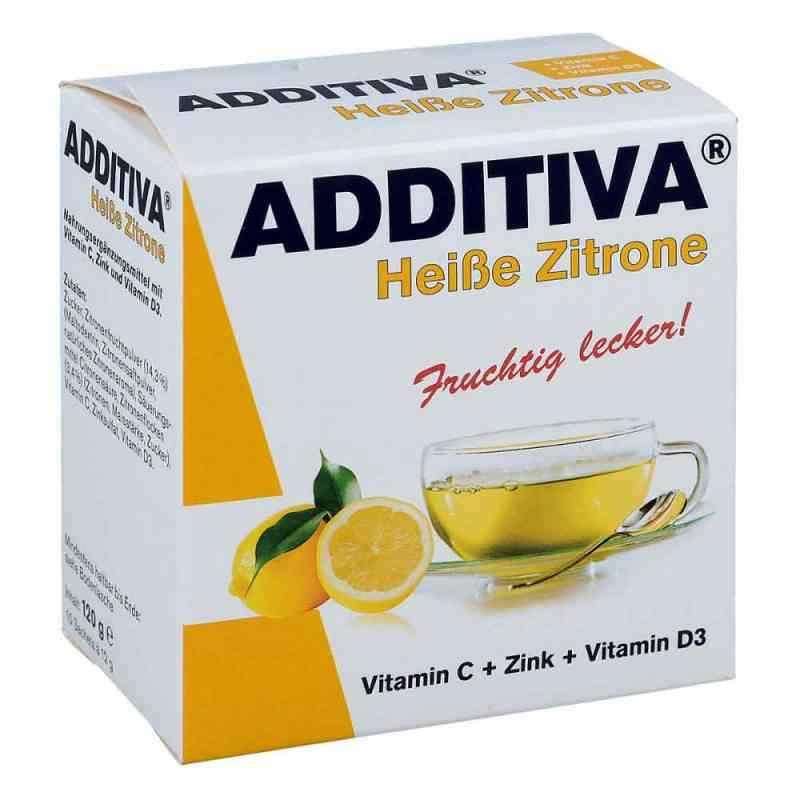 Additiva Gorąca Cytryna Proszek  zamów na apo-discounter.pl