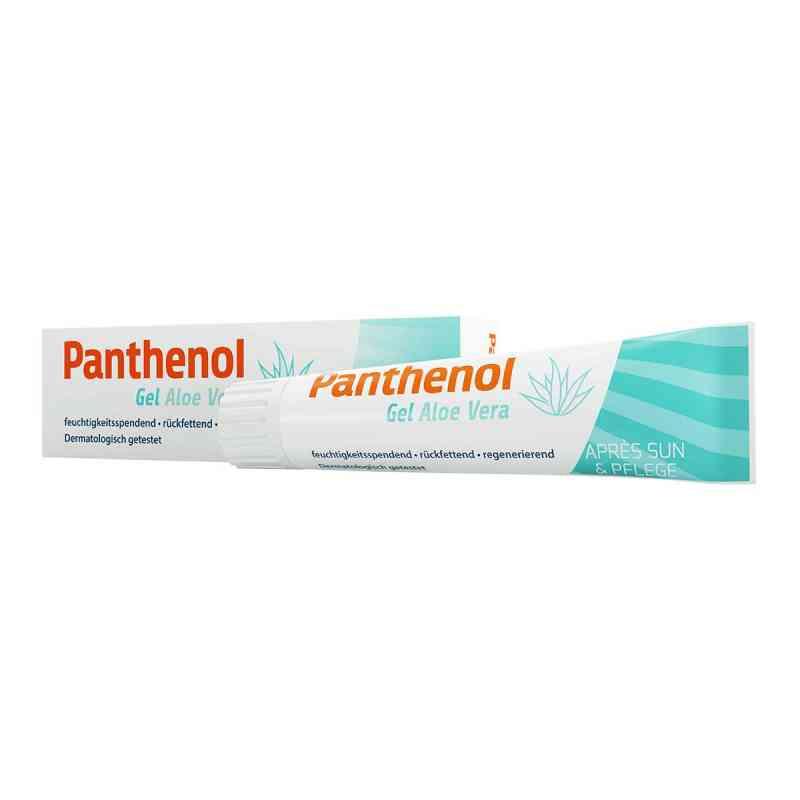 Panthenol Gel Aloe Vera zamów na apo-discounter.pl