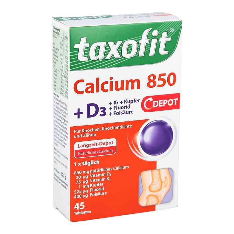 Taxofit Calcium 850+d3 Depot Tabletten zamów na apo-discounter.pl