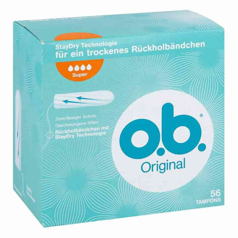 O.b. Tampons Original super zamów na apo-discounter.pl
