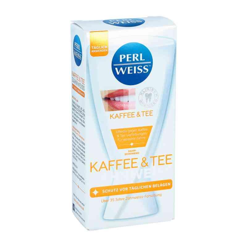 Perlweiss Kaffee & Tee Zahnweiss zamów na apo-discounter.pl