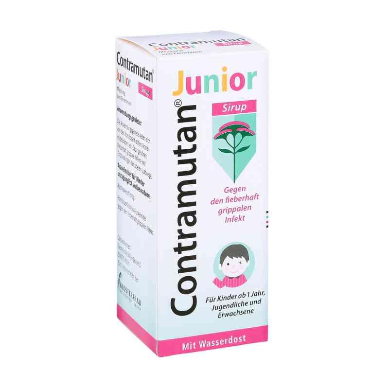 Contramutan Junior Syrop dla dzieci  zamów na apo-discounter.pl