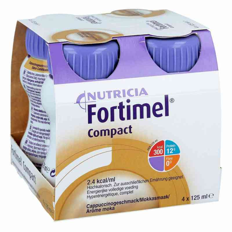 Fortimel Compact 2.4 Cappuccinogeschmack  zamów na apo-discounter.pl