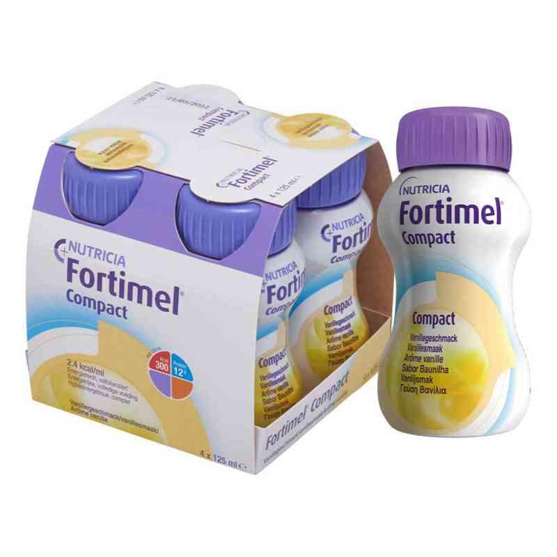 Fortimel Compact 2.4 Vanillegeschmack  zamów na apo-discounter.pl