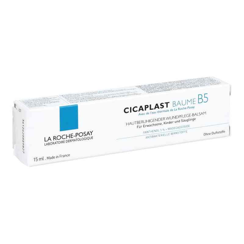 La Roche Posay Cicaplast Baume B5 kojący balsam regenerujący zamów na apo-discounter.pl