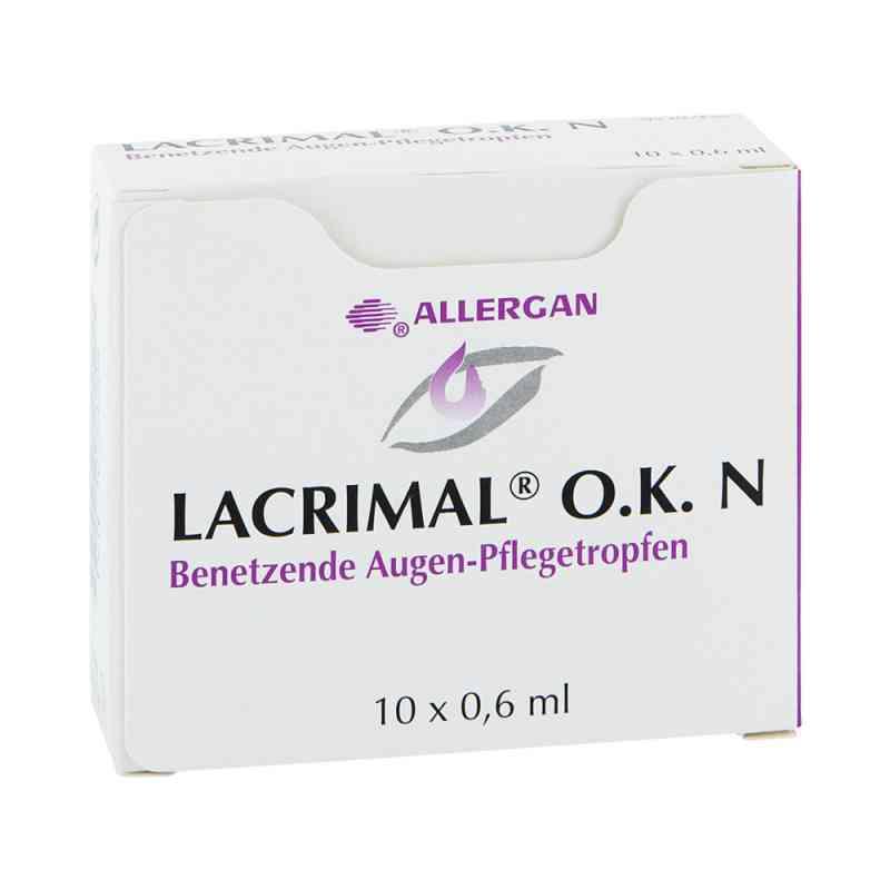 Lacrimal O.k. N Augentropfen  zamów na apo-discounter.pl