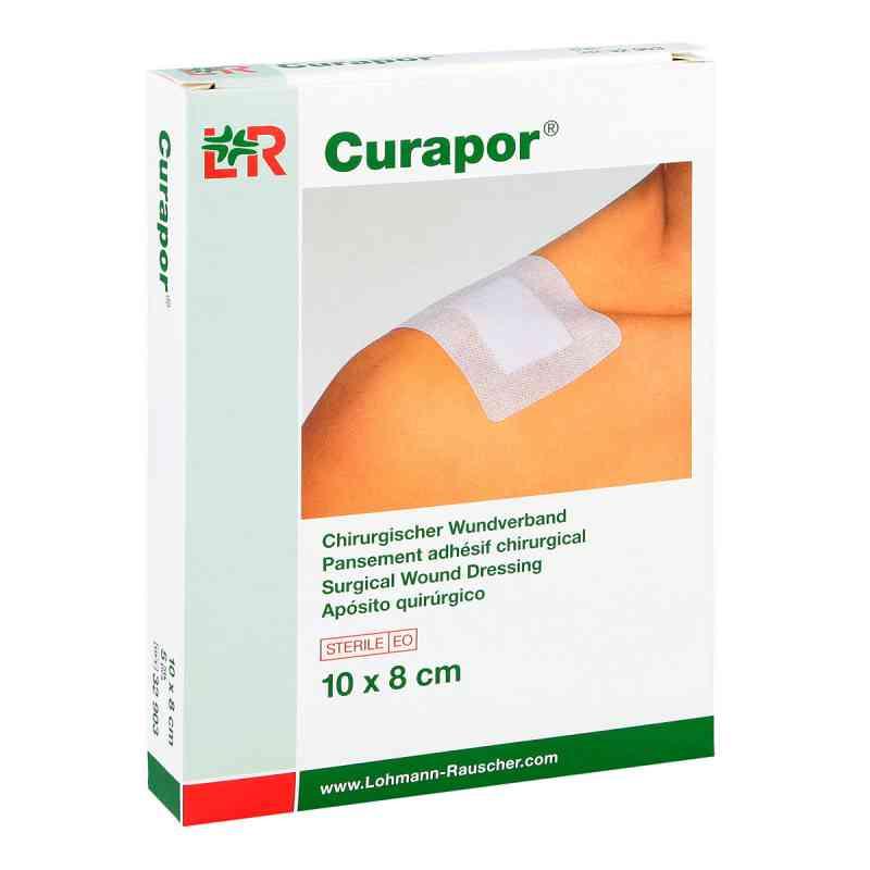 Curapor Wundverband steril chirurgisch 8x10 cm zamów na apo-discounter.pl