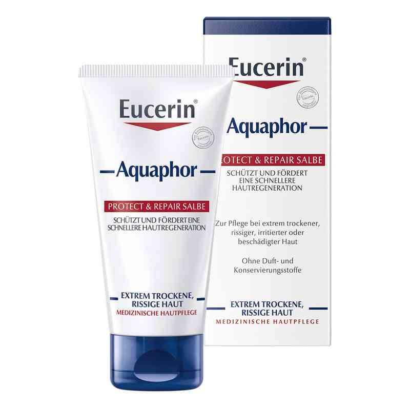 Eucerin Aquaphor maść dla skóry suchej i podrażnionej  zamów na apo-discounter.pl