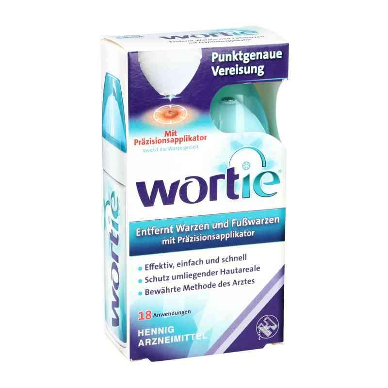 Wortie zur, zum Vereisung mit Präzisionsapplikator 50 ml od Hennig Arzneimittel GmbH & Co. K PZN 10795549