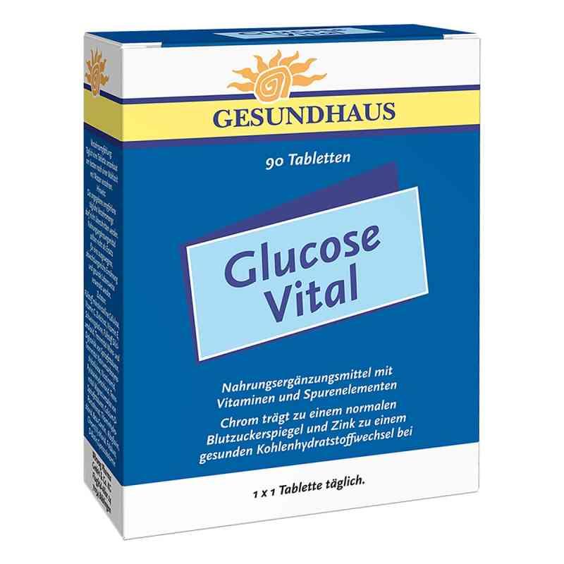 Gesundhaus Glucose Vital Tabletten  zamów na apo-discounter.pl