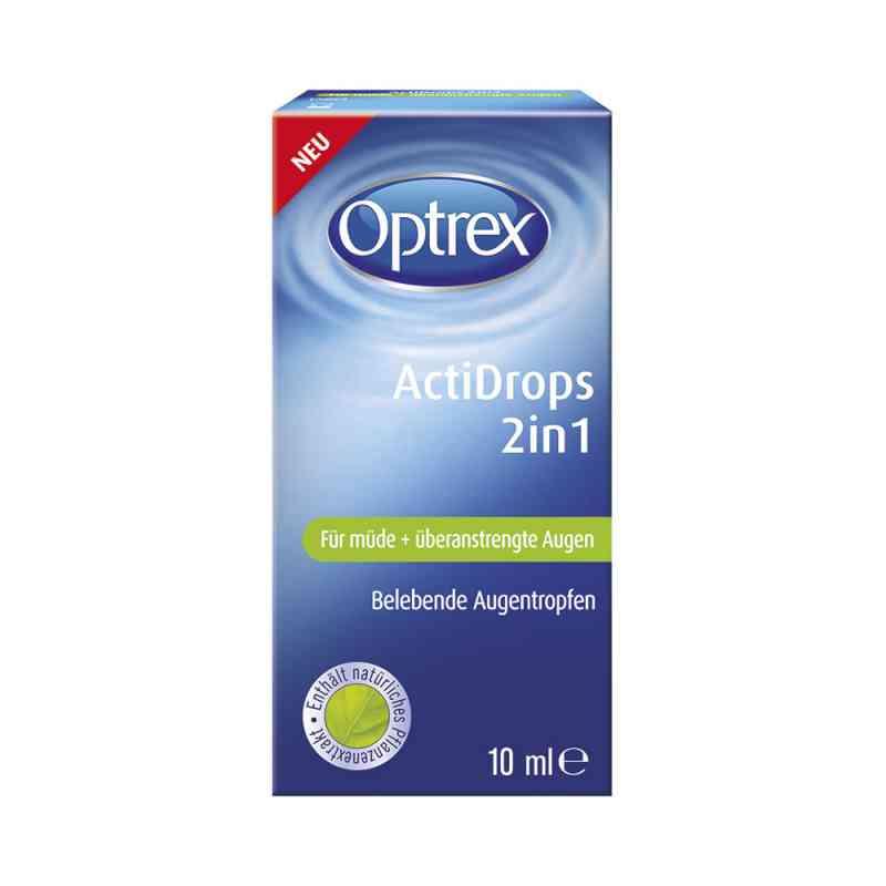 Optrex Actidrops 2in1 für müde+überanstrengte Augen zamów na apo-discounter.pl