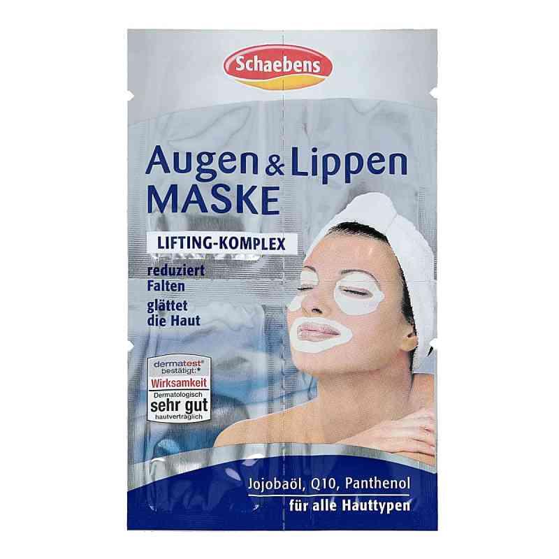 Augen & Lippen Maske zamów na apo-discounter.pl