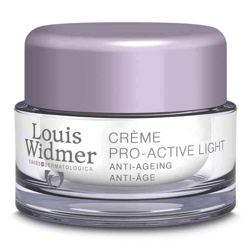 Louis Widmer Pro-Active krem pielęgnacja na noc lekko perfum zamów na apo-discounter.pl