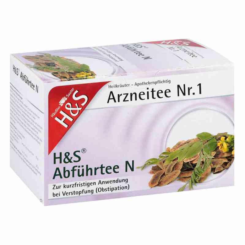 H&s Abführtee N Filterbeutel  zamów na apo-discounter.pl
