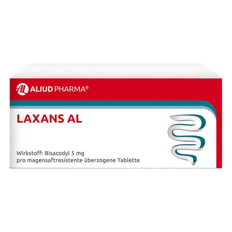 Laxans Al magensaftresistente überzogene Tabletten  zamów na apo-discounter.pl