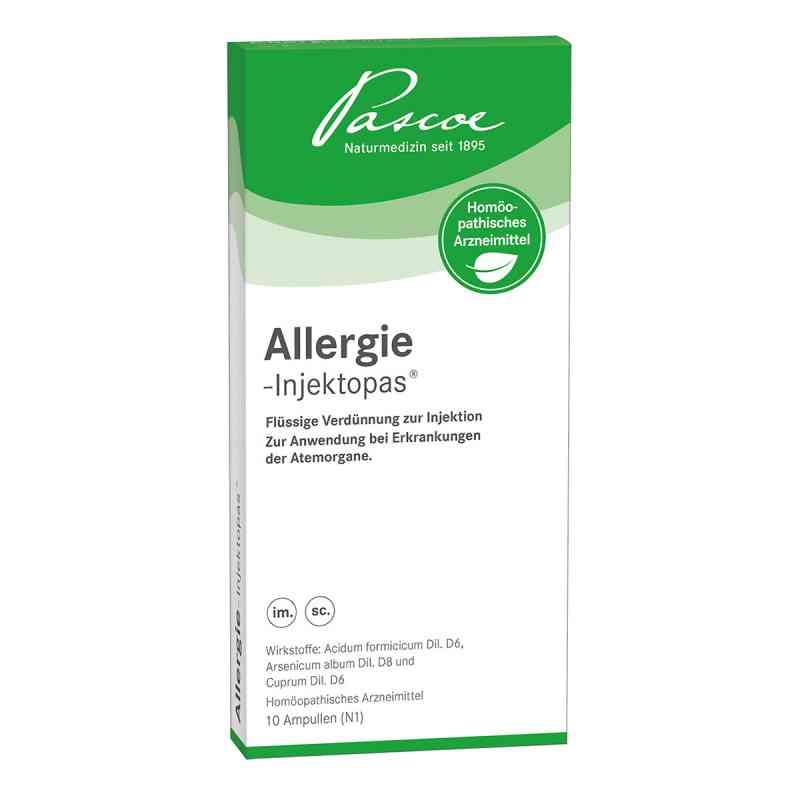 Allergie-injektopas ampułki  zamów na apo-discounter.pl