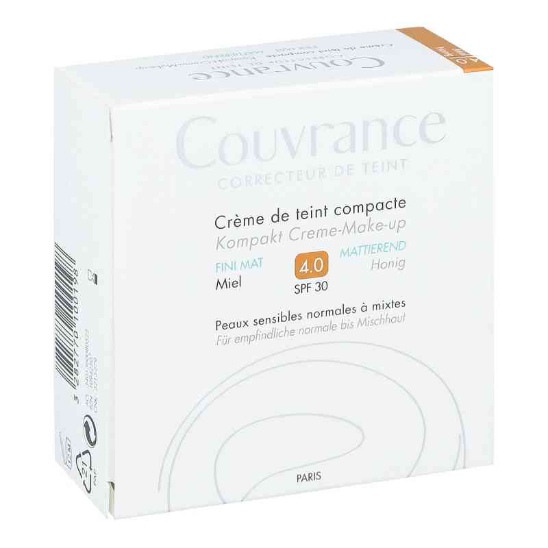 Avene Couvrance puder w kompakcie odcień miodowy mat 4 zamów na apo-discounter.pl