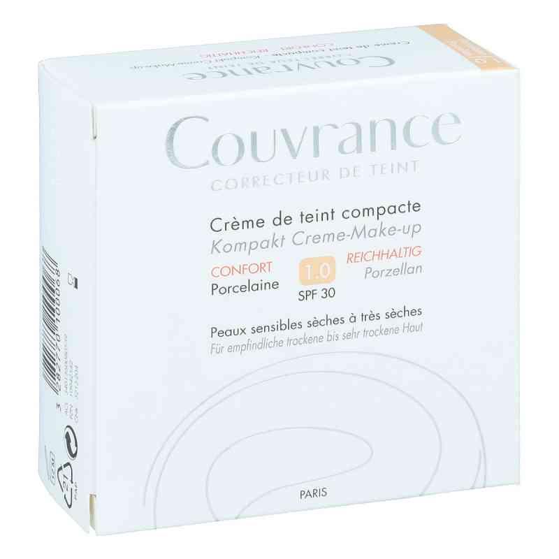 Avene Couvrance podklad w kompakcie kremowy odcień porcelanowy i  zamów na apo-discounter.pl