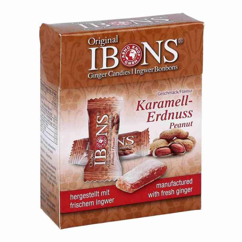 Ibons Karamell-erdnuss Bonbons  zamów na apo-discounter.pl