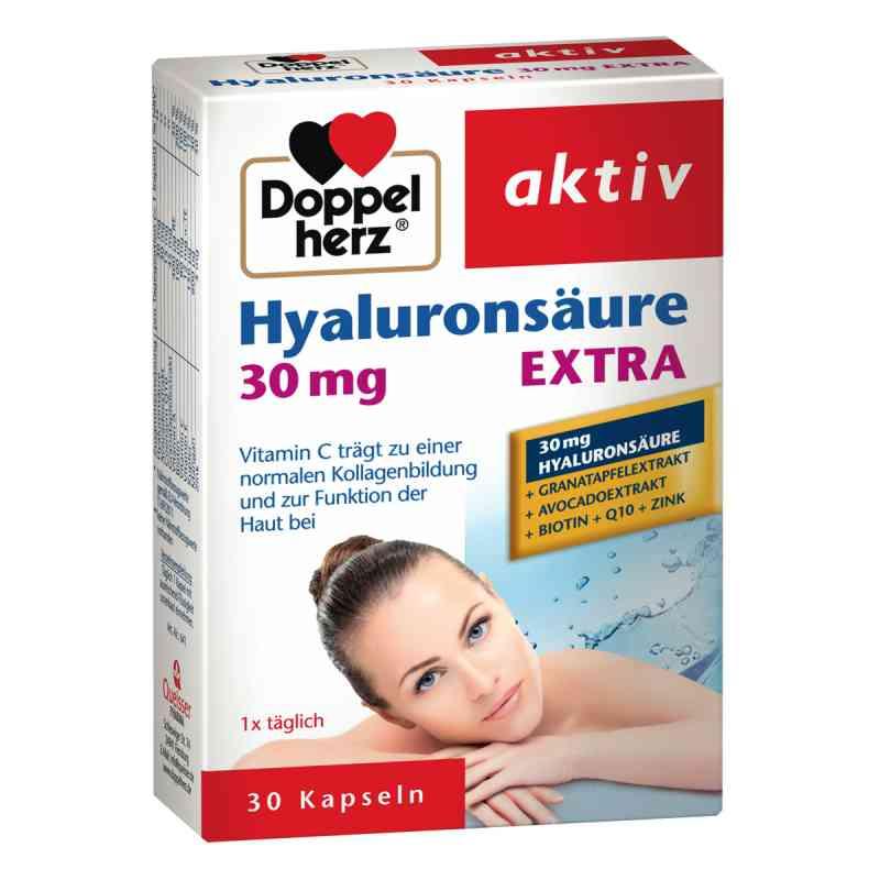Doppelherz Hyaluronsäure Extra 30 mg Kapseln  zamów na apo-discounter.pl