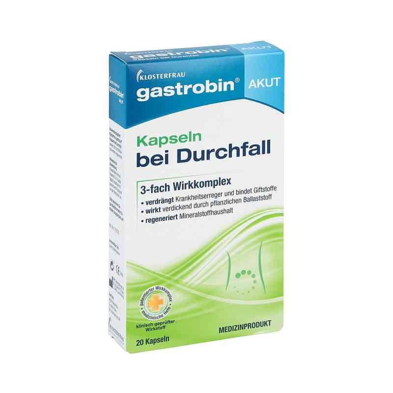 Gastrobin Kapseln bei Durchfall  zamów na apo-discounter.pl