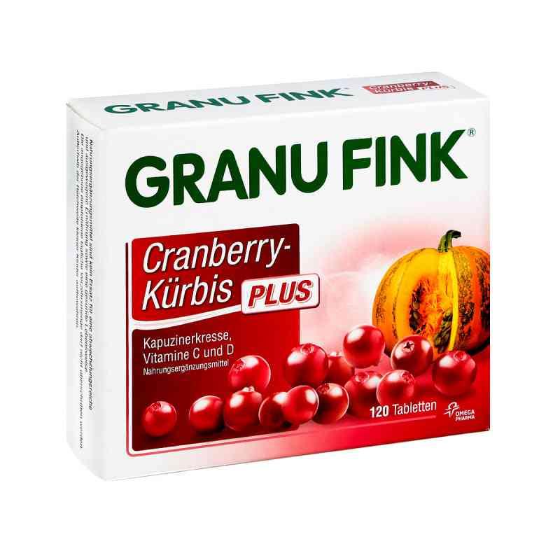 GranuFink żurawina+ pestki dynia Plus tabletki zamów na apo-discounter.pl