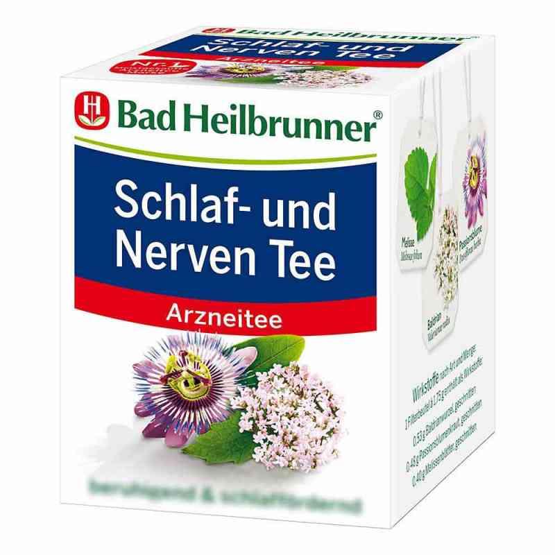 Bad Heilbrunner Herbatka uspokajająca zamów na apo-discounter.pl