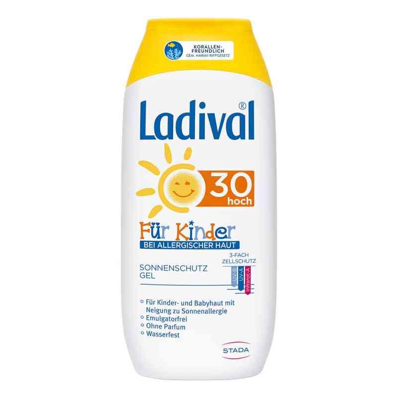 Ladival Kinder allergische Haut Gel Lsf 30  zamów na apo-discounter.pl