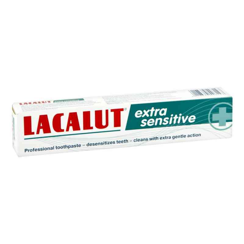Lacalut extra sensitive Wirkzahncreme  zamów na apo-discounter.pl