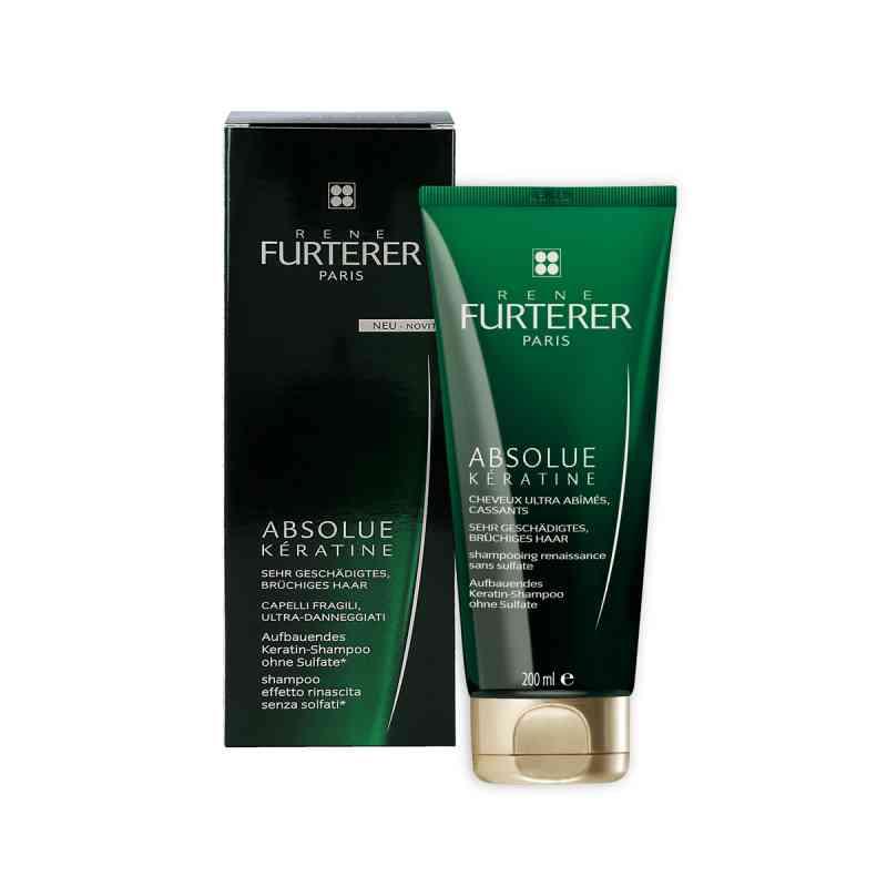 Rene Furterer Absolue Keratine szampon regenerujący zamów na apo-discounter.pl