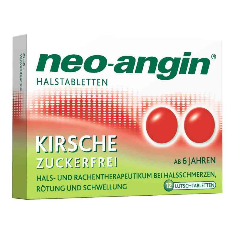 Neo Angin Halstabletten Kirsche zamów na apo-discounter.pl