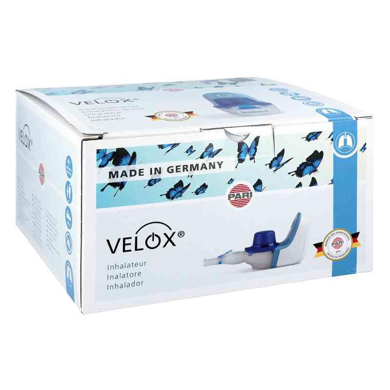 Pari Velox Inhalationsgerät  zamów na apo-discounter.pl