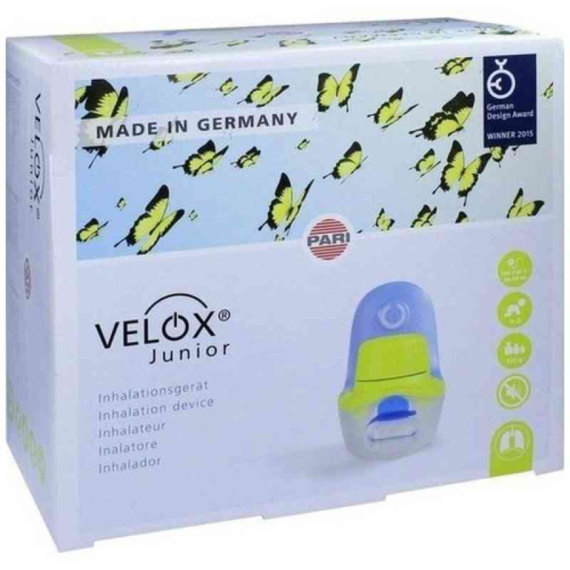 Pari Velox Junior Inhalationsgerät  zamów na apo-discounter.pl