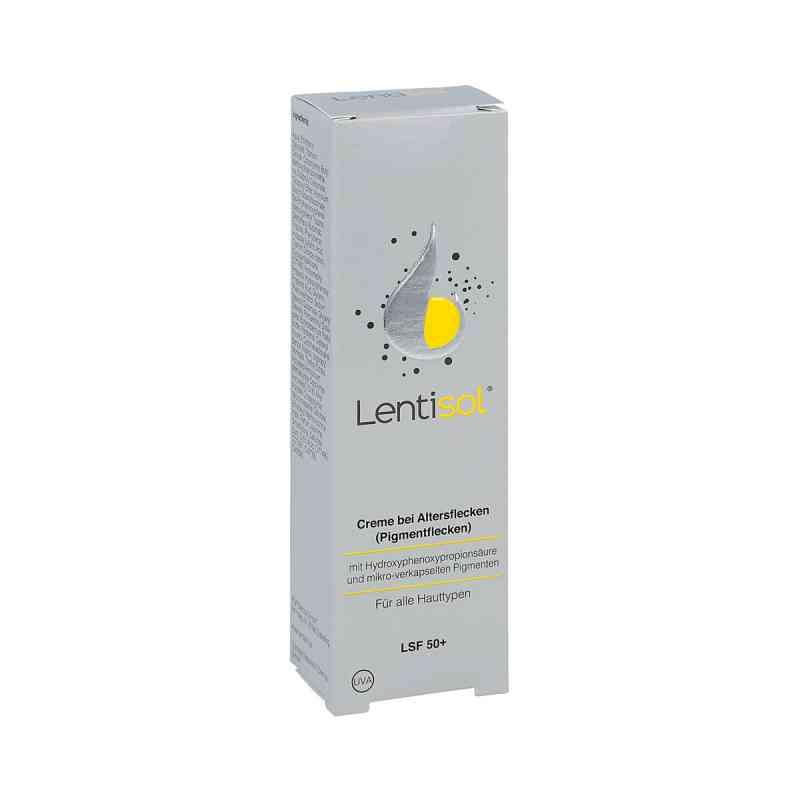 Lentisol Krem dla osób starszych 30 ml od Remitan GmbH PZN 11008080