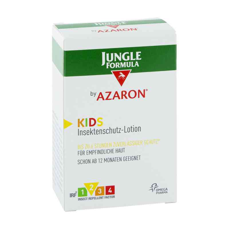 Jungle Formula by Azaron Kids Lotion zamów na apo-discounter.pl