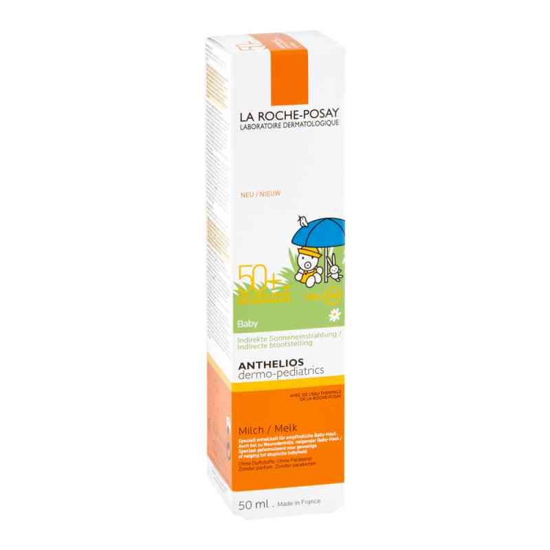 La Roche Posay Anthelios mleczko dla dzieci SPF50+  zamów na apo-discounter.pl