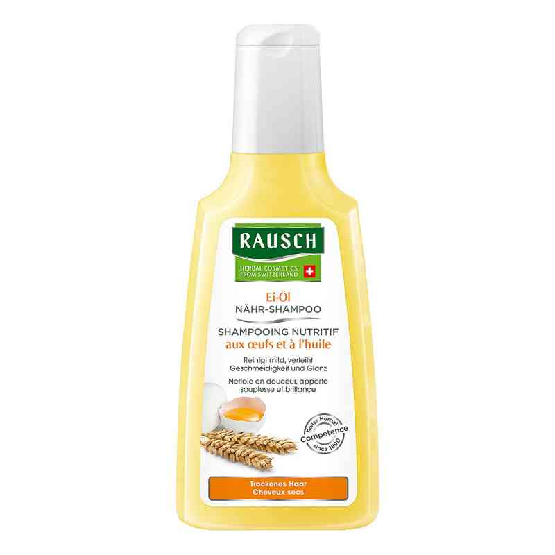 Rausch Egg odżywczy szampon z żółtkiem jaj  zamów na apo-discounter.pl