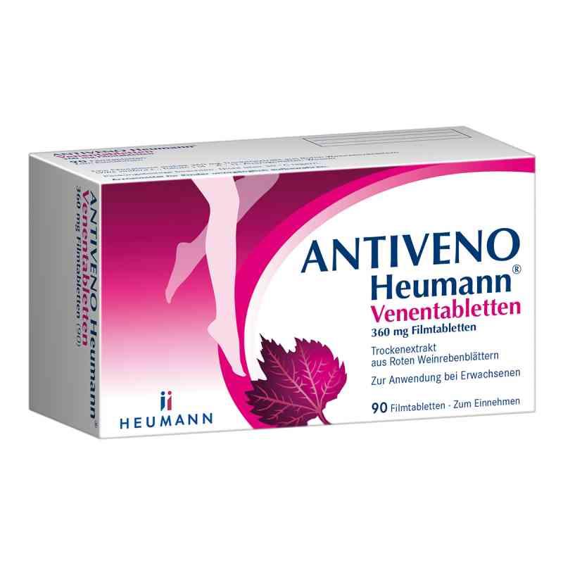 Antiveno Heumann Venentabletten Filmtabletten zamów na apo-discounter.pl