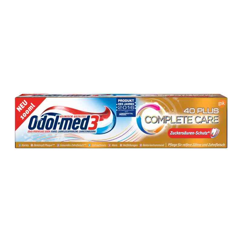 Odol Med 3 Complete Care 40 plus Zahnpasta zamów na apo-discounter.pl