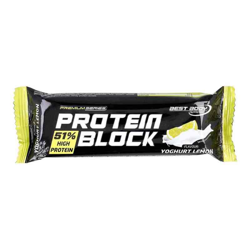 Bbn Hardcore Proteinblock Riegel Yoghurt Lemon  zamów na apo-discounter.pl