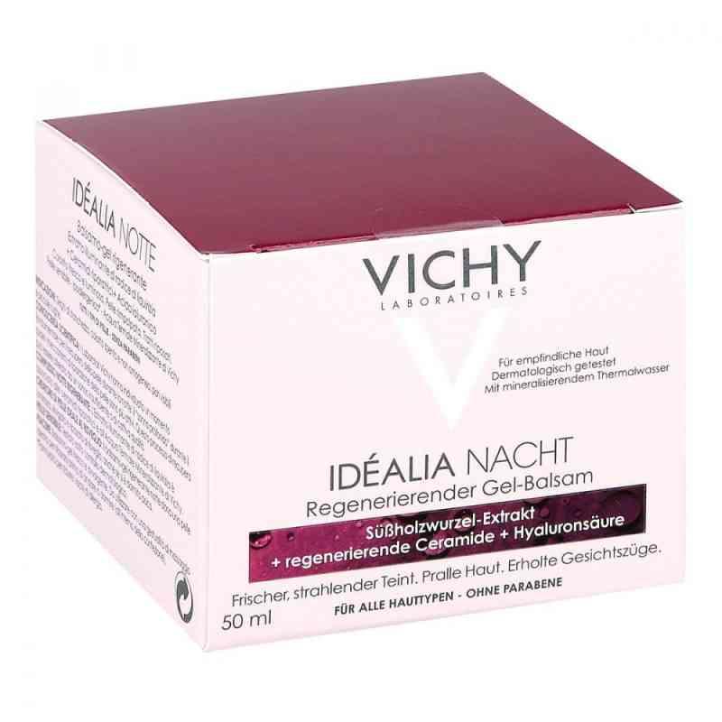 Vichy Idealia Skin Sleep krem regeneracyjny na noc zamów na apo-discounter.pl
