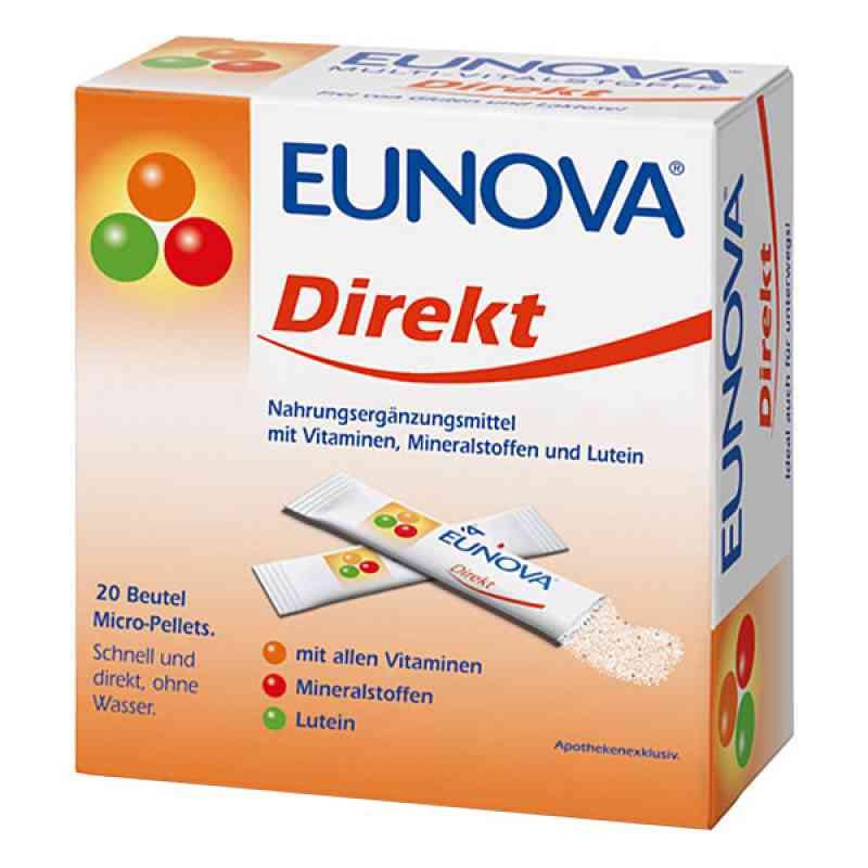 Eunova Direkt Sticks  zamów na apo-discounter.pl