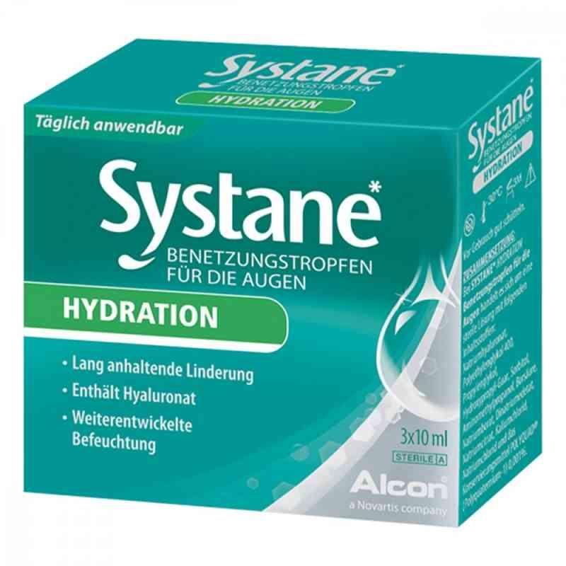 Systane Hydration Benetzungstropfen für die Augen  zamów na apo-discounter.pl
