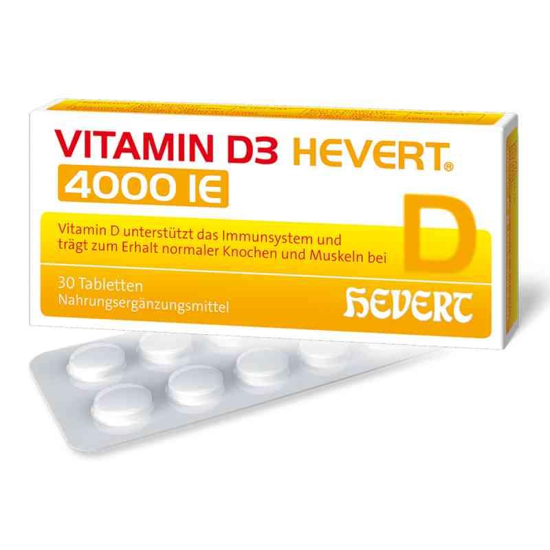 Vitamin D3 Hevert 4.000 I.e. Tabletten  zamów na apo-discounter.pl