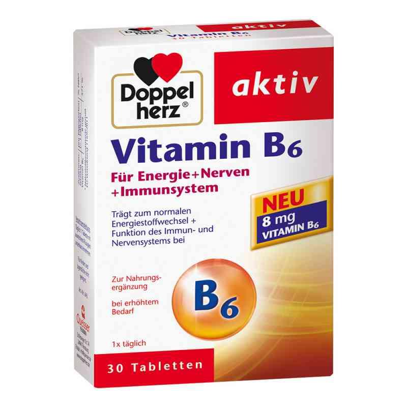Doppelherz Vitamin B6 Tabletten  zamów na apo-discounter.pl