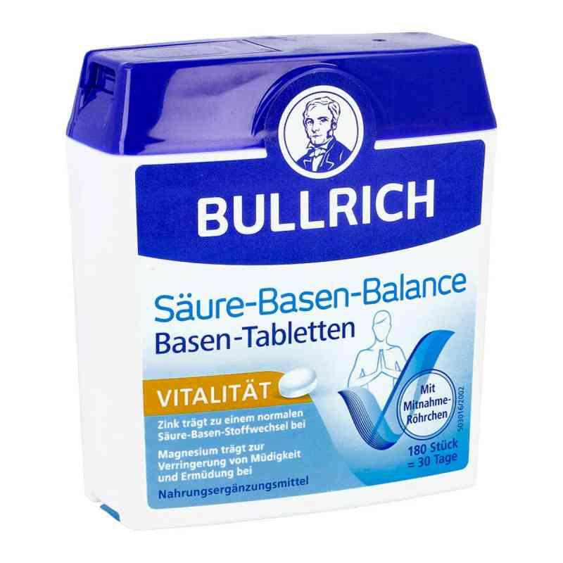 Bullrich Säure-Basen rónowaga kwasowo-zasadowa tabletki zamów na apo-discounter.pl